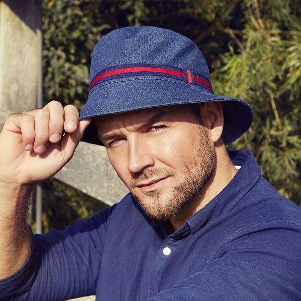 Urban Bucket hat - Denim