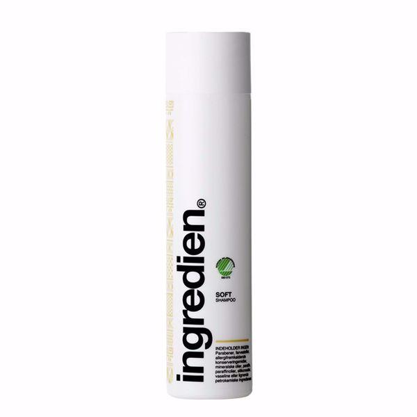 Ingredien Soft Shampoo - Uden 250 ml
