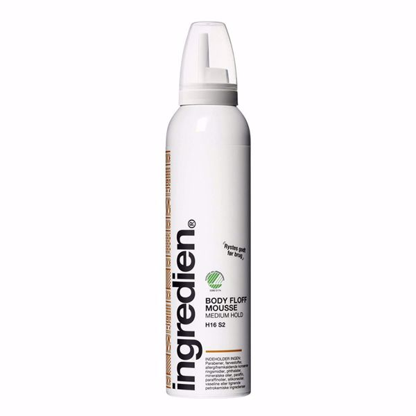 Body Floff Mousse - Medium Up 200ml