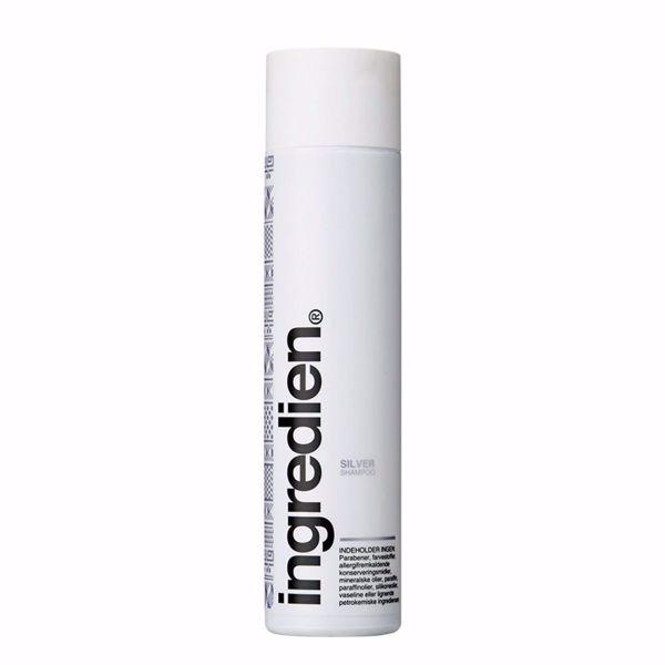 Ingredien Silver Shampoo  - Ud 250 ml