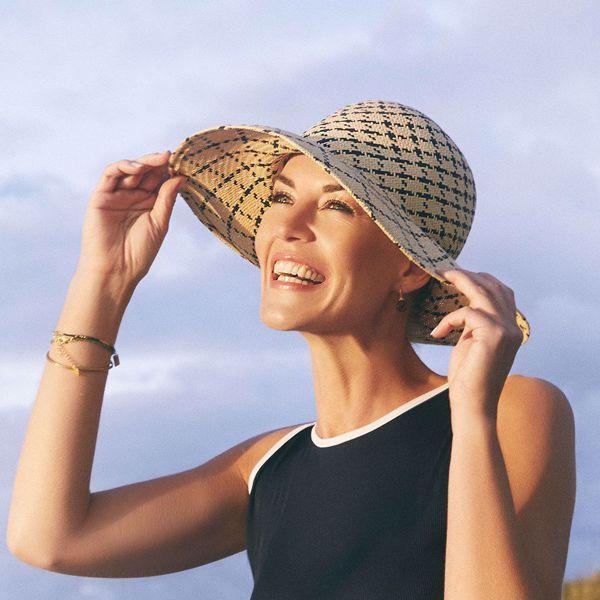 Surya Staw Hat