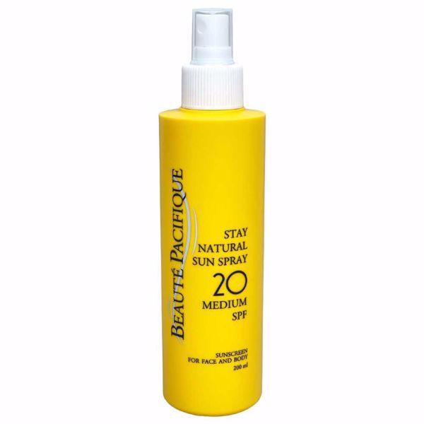 Sun Spray, Face and Body